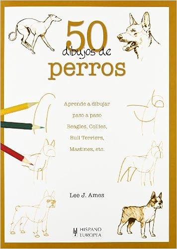 50 Dibujos De Perros Amazones Lee J Ames Libros