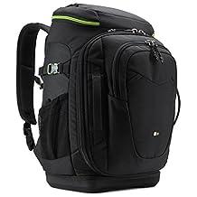Caselogic KDB-101 Kontrast Pro-DSLR Backpack, Black