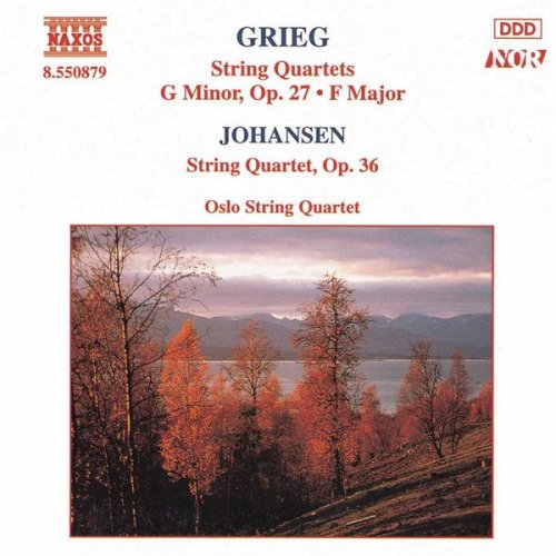 String Quartet in G minor, Op....