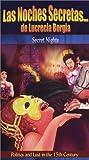 Las Noches Secretas D Lucrecia [VHS]