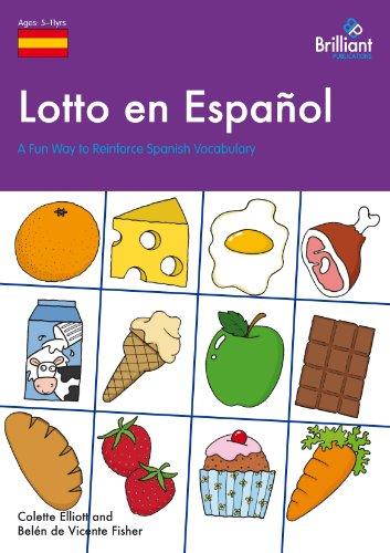 Lotto en Español (Spanish Edition)