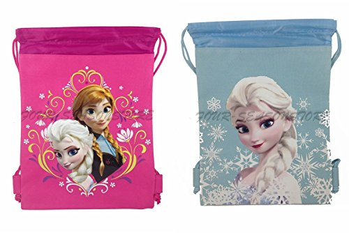 Disney Frozen Drawstring String Backpack