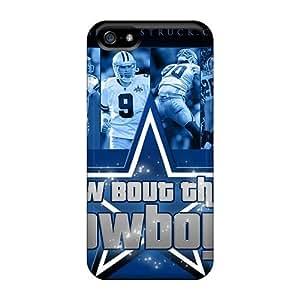 GAwilliam Premium Protective Hard Case For Iphone 5/5s- Nice Design - Dallas Cowboys