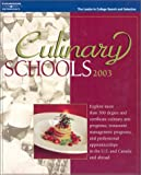 Culinary Schools, Peterson's Guides Staff, 0768908175