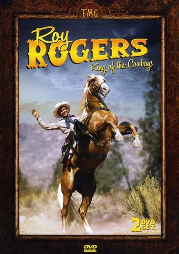 (Roy Rogers: King Of The Cowboys - 2 DVD COLLECTOR'S EDITION EMBOSSED TIN!)
