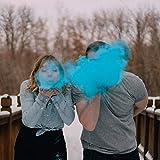Holi Color Powder 10pk 70g Each 5 True Blue and 5