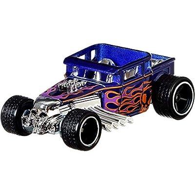 Hot Wheels Retro Entertainment Diecast Bone Shaker (Rocket League): Toys & Games