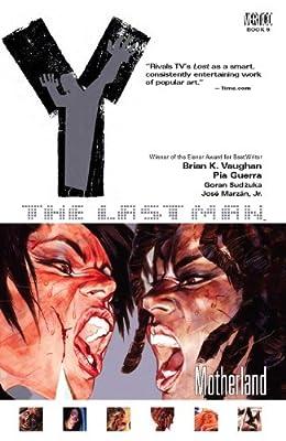 Y: The Last Man 9: Motherland