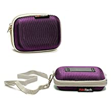 Navitech Purple Hard Protective Watch / Wristband Case for Nike+ SportWatch GPS powered by TomTom