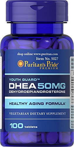 May Promote Sugar Metabolism. DHEA Levels Decline as We Age. Over 40 years in business and 19 million customers served.