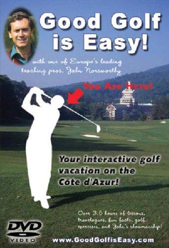 Good Golf Is Easy! [DVD]