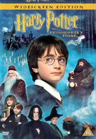 Harry Potter And The Philosophers Stone Edizione: Regno Unito ...