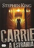 capa de Carrie, a Estranha