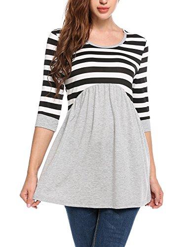 Ruffle Trim Shirt Dress - 8