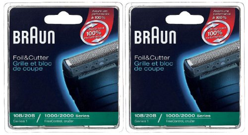 Price comparison product image Braun Series 1 Combi 10B Foil and Cutter Replacement pk, 2 pk
