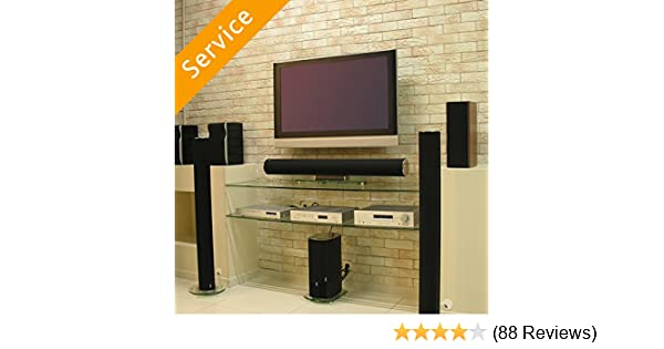 Sound Bar Installation: Amazon com Home Services