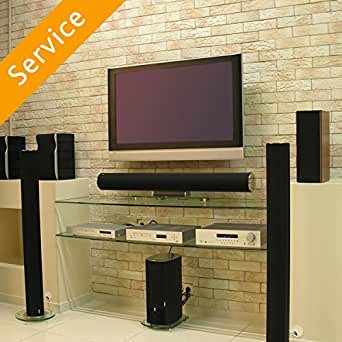 Sound bar installation home services for Home bar installation