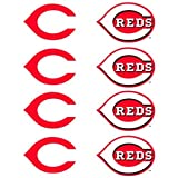 MLB Cincinnati Reds Tattoo Set