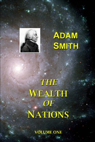 Book cover for The Wealth of Nations