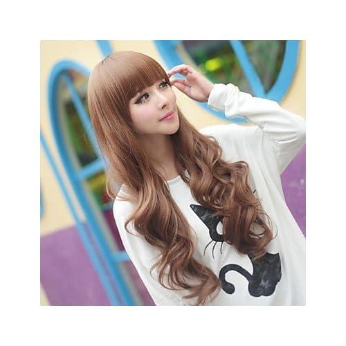 OOFAY JF ® angelaicos style de femmes de la mode frange cheveux perruques