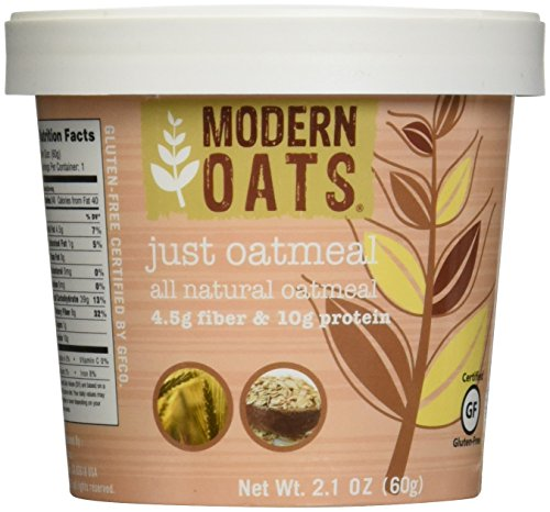 meal Premium Oatmeal (Pack of 12) ()