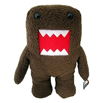 Licensed 2 Play Domo Large 16 Plush Novelty Doll from Licensed 2 Play