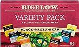 Bigelow Tea Fine Tea And Herb Tea Gift – 2 Pack (128 Tea Bags) 3.85 oz