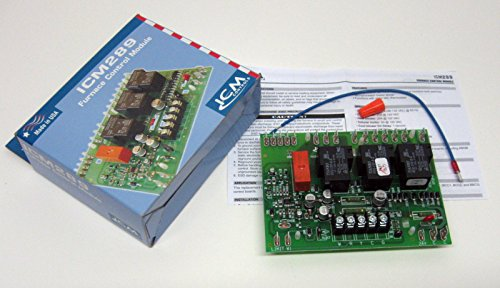 Lennox Control Board (ICM Controls ICM289 Furnace Control Replacement for Lennox Control Boards, Replaces all BCC1, BCC2 and BCC3 Circuit Boards)
