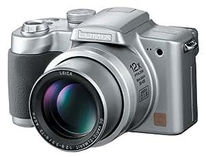 Panasonic Lumix DMC-FZ4 4MP Digital Camera with 12x Image Stabilized Optical Zoom