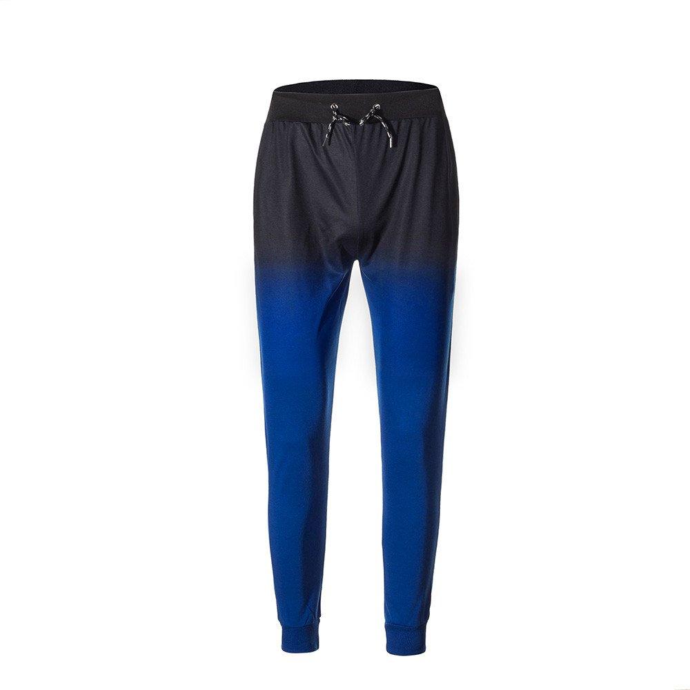 Pantalones Largos para Hombre,Moda Hombres Deporte Joggering ...