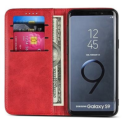 HAOHUI Premium PU Leather Wallet Phone Case … from HAOHUI
