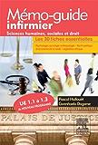 Mémo-guide infirmier - UE 1.1 à 1.3: Sciences humaines, sociales et droit