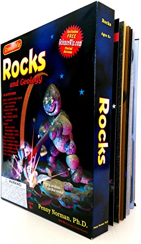 ScienceWiz - Rocks Activity Kit