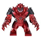 (US) Wild's Deadpool Venom Big Size Bricks Building Blocks Kids Figure Toy