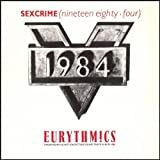Eurythmics - Sexcrime (Nineteen Eighty Four) - Virgin - 601 604, Virgin - 601 604-213