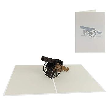 Sweetpopup - Tarjeta 3D para cumpleaños, diseño de soldado ...