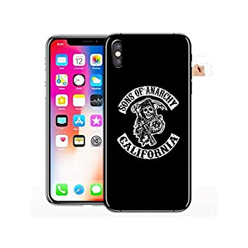 sons of anarchy coque iphone x