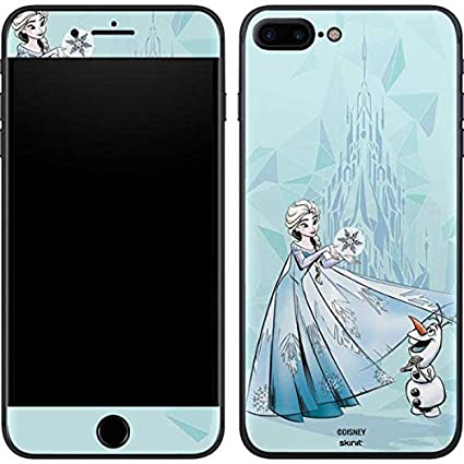 Amazon.com: Frozen iPhone 8 plus piel – Elsa y Olaf | Disney ...