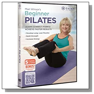Mari Winsor Beginner's Pilates