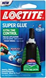 Loctite 1503241-6 Extra Time Control Super Glue, 4g Bottles (Case of 6)