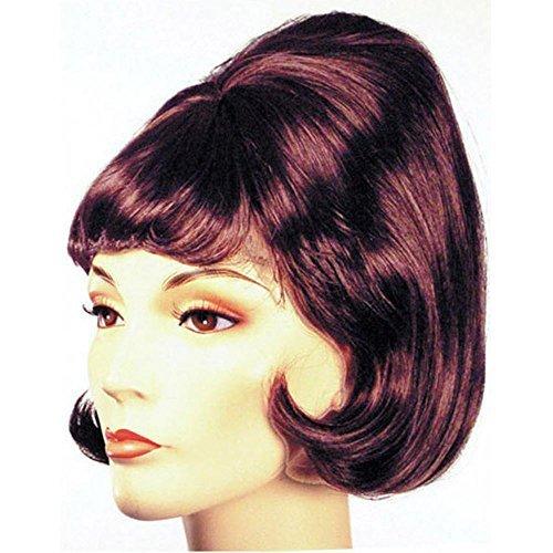 Morris Costumes Beehive Spitcurl Wig ()