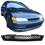 Grille Compatible With 1994-1997 Honda Accord, T-R