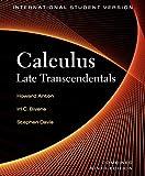 Calculus, Howard Anton and Stephen Davis, 0470398744