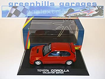 Greenhills Scalextric Boxed Toyota Corolla Red C2205 - NEW - 12065: Amazon.es: Juguetes y juegos