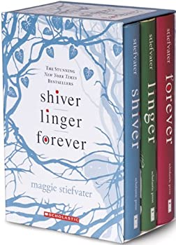 Shiver Trilogy 0545326869 Book Cover