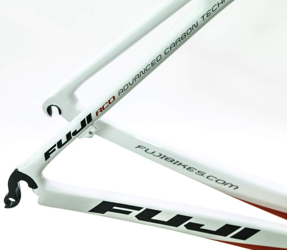 Fuji Altamira CX 1.0 52cm 700c Carbon Fiber Cyclocross Frame White New