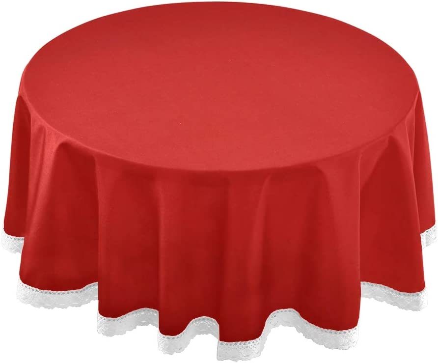 \u0410ntique tablecloth for \u0430 little  round table with silk handmade embroidery