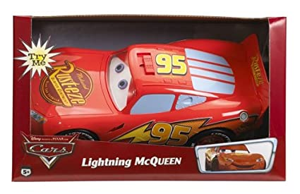 Lightning Mcqueen Lights And Sounds Disney Cars