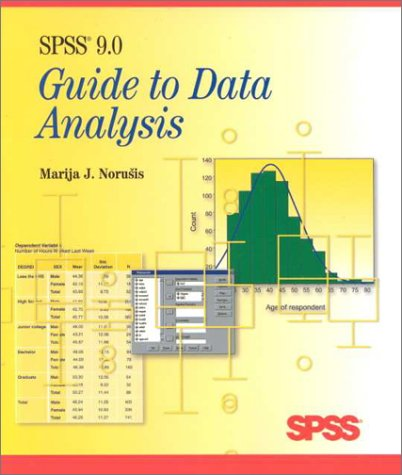 SPSS 9.0 Guide to Data Analysis