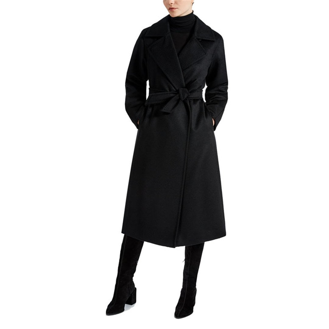 e99baa16f1 Please check our size picture in product description (Not the Amazon size  chart) Crafted from a luxe wool and cashmere blend, this long coat is  designed ...